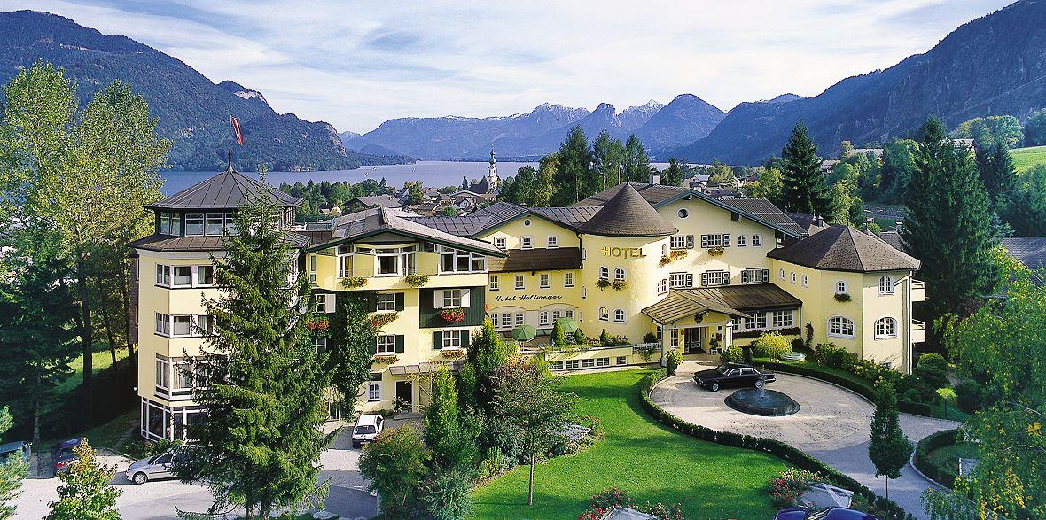 Hotel St Gilgen Am Wolfgangsee
